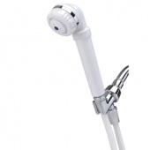 Sprite Showers 3-Spray Filtered Handshower in White