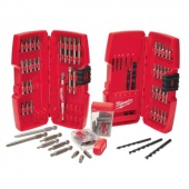 Milwaukee Drill and Drive Bit Set (90-Piece)